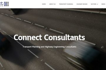 Connect Consultants new website