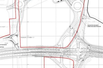 Science Park access drawing